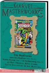 Marvel Masterworks: The Defenders Vol. 1 (Hardcover)