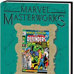 Marvel Masterworks: The Defenders Vol. 1 (2008)