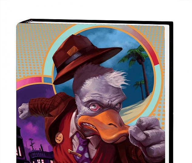 HOWARD THE DUCK OMNIBUS #0