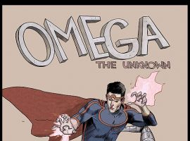 OMEGA: THE UNKNOWN #1