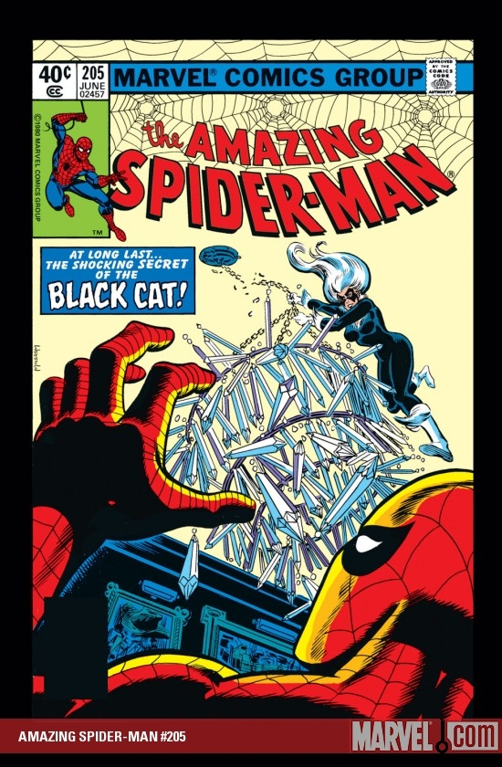 Amazing Spider-Man (1963) #205