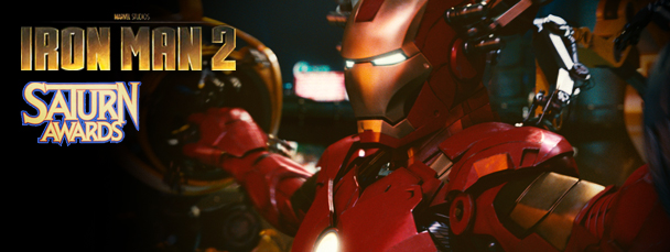 Iron Man 2 Earns 4 Saturn Award Nominations