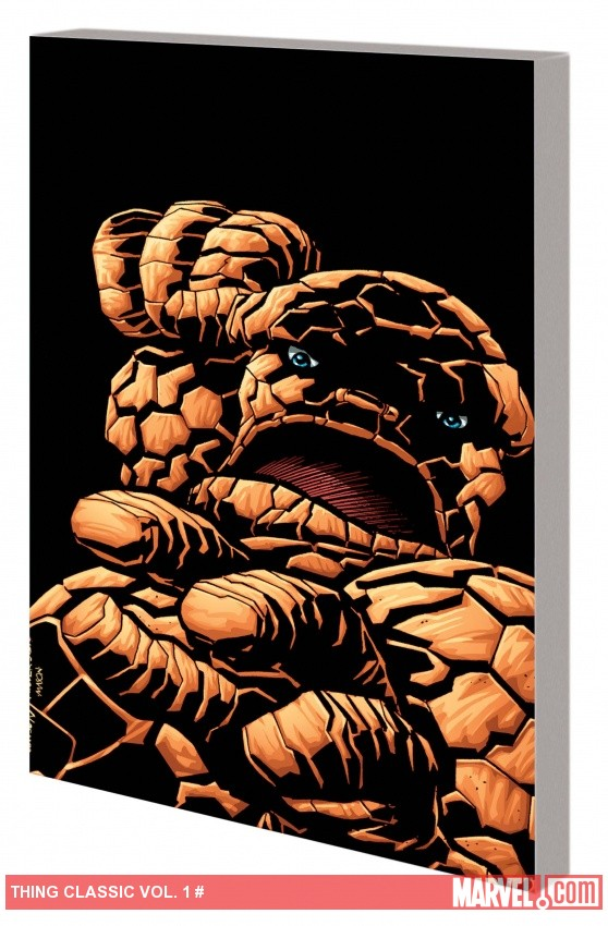 Thing Classic Vol. 1 TPB