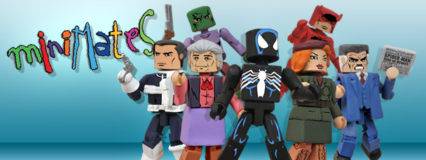 Diamond Select: New Marvel Minimates Wave Reveal