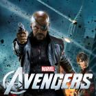 New Marvel's The Avengers poster featuring Nick Fury & S.H.I.E.L.D. Agent Maria Hill