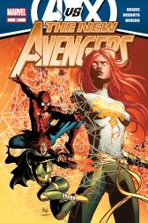 New Avengers #27 