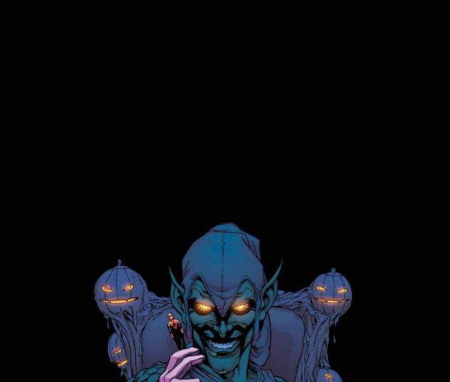 Green Goblin chess cover Superior Spider-Man #28