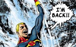 Take a First Look at Miracleman #1