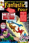 Fantastic Four (1961) #31 Cover