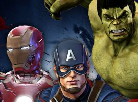 Age of Ultron in Marvel Heroes 2015
