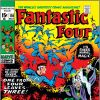 FANTASTIC FOUR #110
