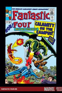 Fantastic Four (1961) #35