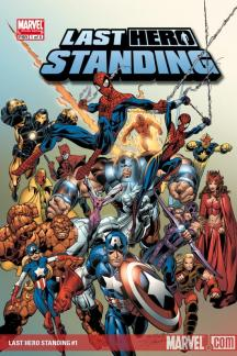 Last Hero Standing (2005) #1