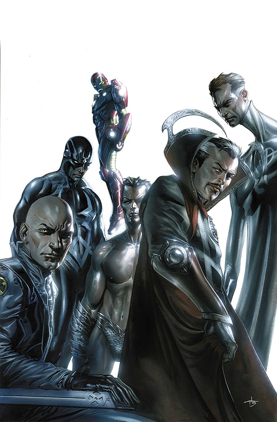 NEW AVENGERS:ILLUMINATI #0