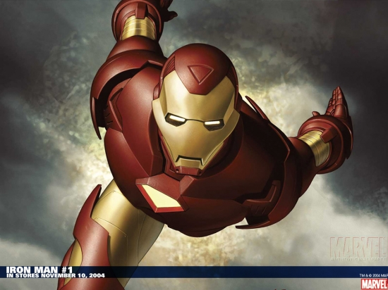 Iron Man (0000) #1 Wallpaper
