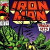 Image Featuring Fin Fang Foom, Iron Man