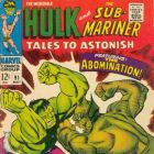 Archrivals: Hulk vs Abomination