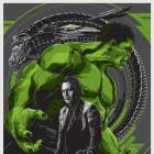 Marvel's The Avengers Hulk poster by Ken Taylor for Mondo