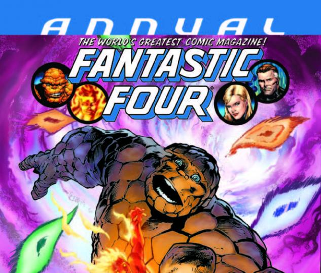 FANTASTIC FOUR ANNUAL 33 (WITH DIGITAL CODE)