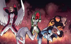 See What's New in Marvel AR 6/11/14