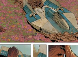 Chewbacca #1 preview art by Phil Noto