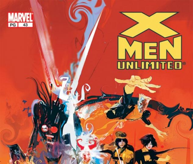 X-Men Unlimited #43