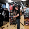 Ben Morse, Associate Editor of Marvel.com, at Midtown Comics