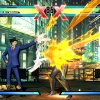 Screenshot of Nova vs. Phoenix Wright in Ultimate Marvel vs. Capcom 3