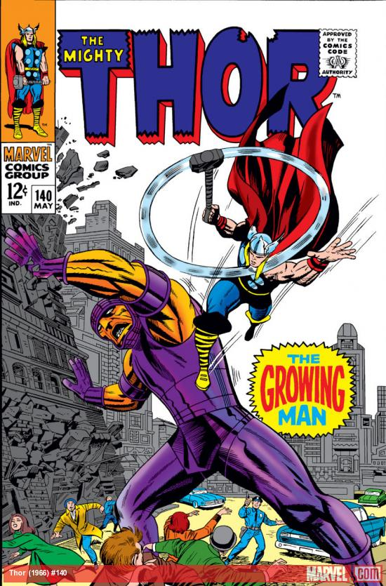 Thor (1966) #140