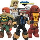 Diamond Select Brings Exclusive AvX Minimates to SDCC