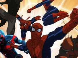 Marvel's Ultimate Spider-Man: Web Warriors