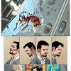 Invincible Iron Man #500.1 preview art by Salvador Larroca