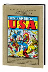 Marvel Masterworks: Golden Age Marvel Comics Vol. 6 (Hardcover)
