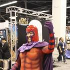 Magneto cosplayer at Wondercon 2012