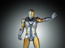 Gentle Giant Ltd. Sorayama Iron Man Statue