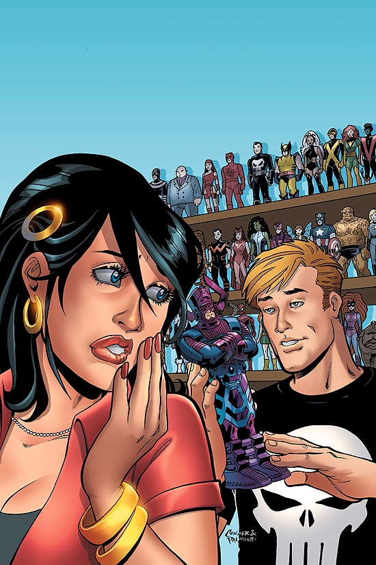 MARVEL ROMANCE REDUX: GUYS & DOLLS #1