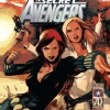 Captain America and the Secret Avengers #1 cover by Greg Tocchini