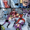 The Avengers: Kree-Skrull War art by Andy Smith, Bob McLeod and Rob Schwager 