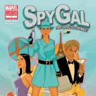 SPYGAL: THRILLS, FRILLS &amp; ESPIONAGE! #1