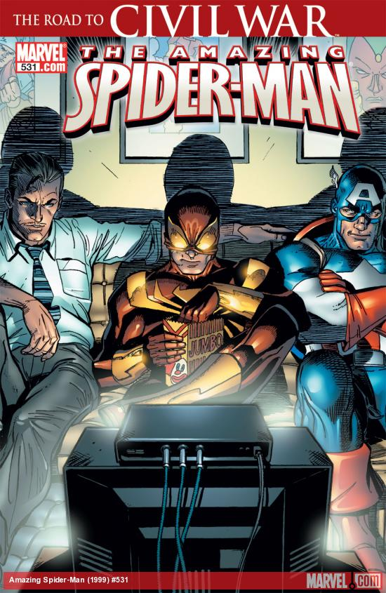 Amazing Spider-Man (1999) #531