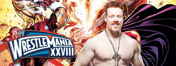 WrestleMania Countdown: Sheamus