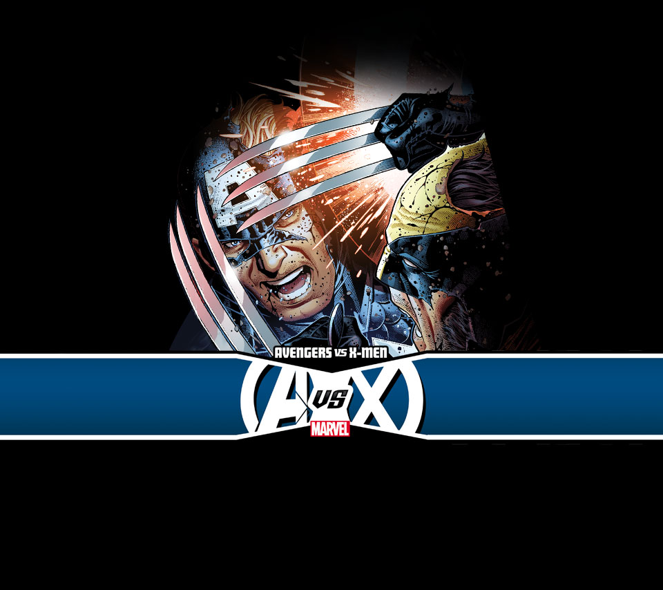 Avengers VS X-Men (2012) #3 Android 960x854 Wallpaper