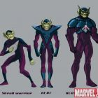 Animated Exclusive: Skrulls and the F4