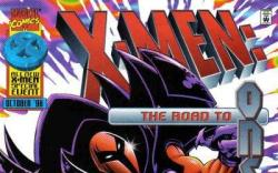 X-MEN: THE ROAD TO ONSLAUGHT #1 cover