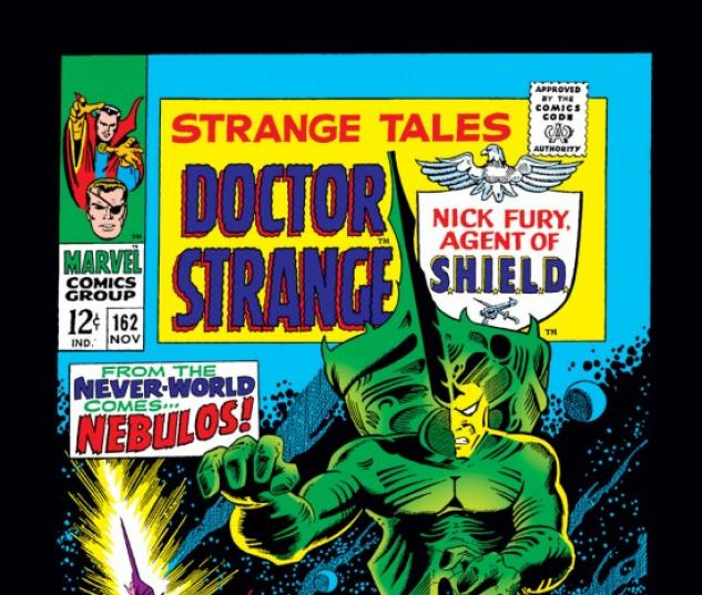 Strange Tales #162