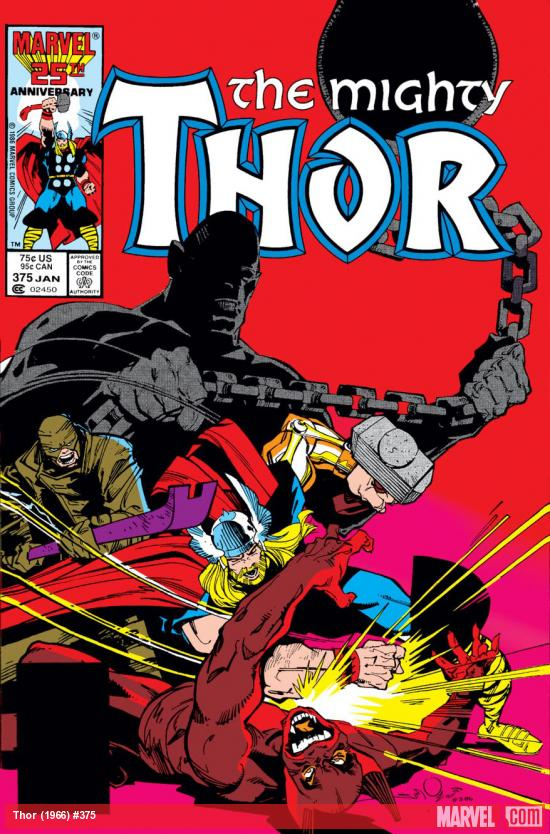 Thor (1966) #375