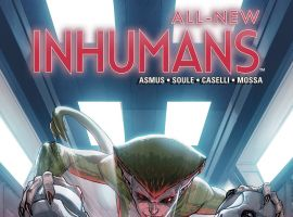 cover from All-New Inhuman (2015) #3