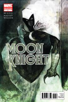 Moon Knight #1  (2nd Printing Variant)