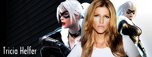The Marvel Life: Tricia Helfer