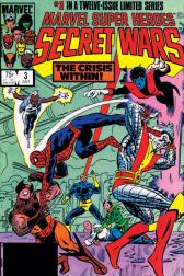Secret Wars #3 